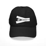 Brain Zipper Baseball Hat