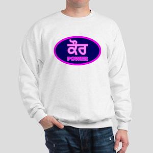 Kaur Power Sweatshirt