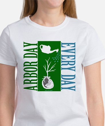 ARBOR DAY Women's T-Shirt