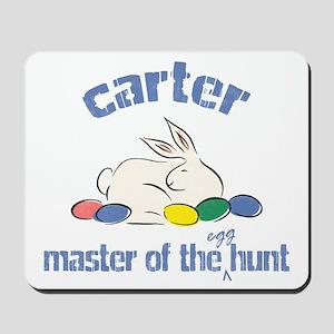 Easter Egg Hunt - Carter Mousepad