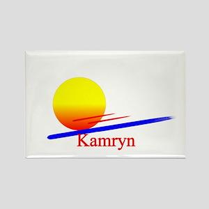 Kamryn Rectangle Magnet