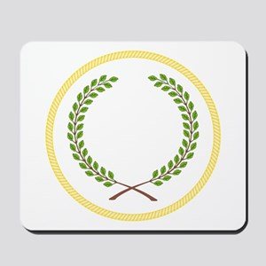 Order of the Laurel Mousepad