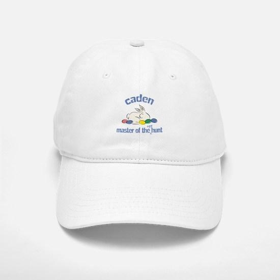 Easter Egg Hunt - Caden Baseball Baseball Cap