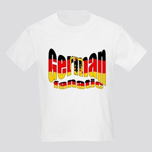 German flag fanatic Kids T-Shirt