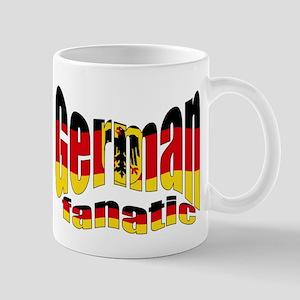 German flag fanatic Mug