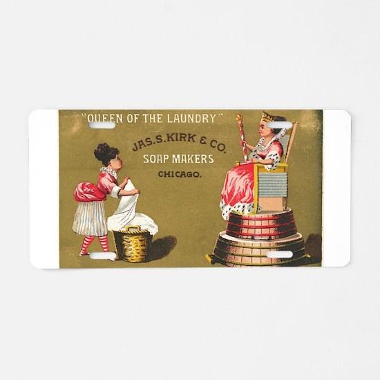 Jas S Kirk Soap Makers ad Circa 1880 Aluminum Lice