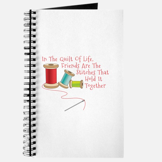 Quilt of Life Journal