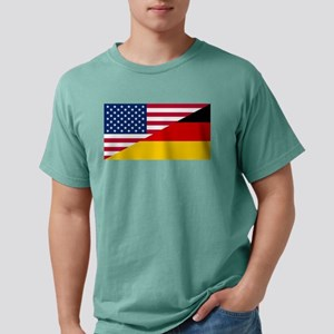 Flag of the United States and Germany T-Shirt