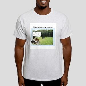 Herding Humor Light T-Shirt