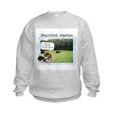 Herding Humor Sweatshirt
