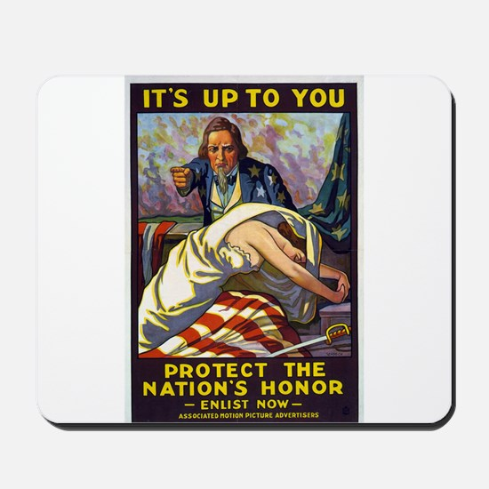 Its Up To YOu Protect The Nations Honor - anon - c
