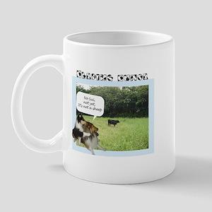 Herding Humor Mug