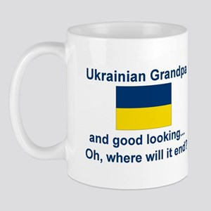 Good Lkg Ukrainian Grandpa Mug