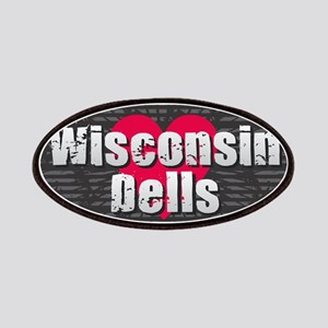 Wisconsin Dells w Heart Patch