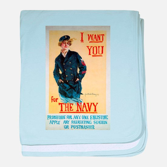 I Want You For the Navy Promotion For Anyone Enlis