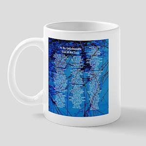 """The Unfashionable End of the Ooze"" Poem Mug"