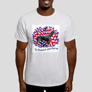 Doberman 6 Light T-Shirt