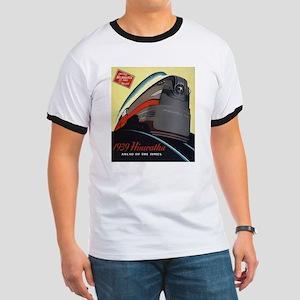 Hiawatha_Milwaukee_Road_Advertisement_1939 T-Shirt