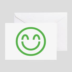 Gleeful Greeting Cards (Pk of 10)
