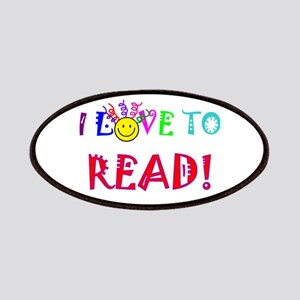 Love to Read Patch
