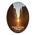 Manhattanhedge, Tc Oval Ornament