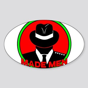 Made Men Sticker