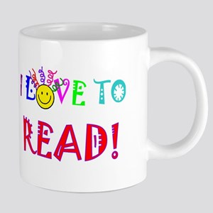 Love to Read 20 oz Ceramic Mega Mug