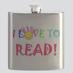 Love to Read Flask