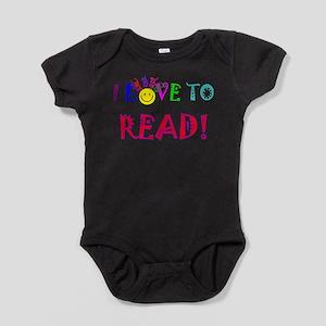 Love to Read Baby Bodysuit
