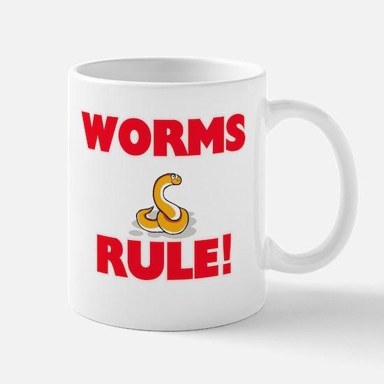 Worms Rule! Mugs