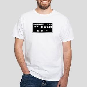 Skurkebanden White T-Shirt