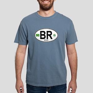 Brazil Intl Oval T-Shirt