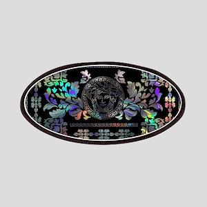hologram Medusa Patch