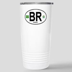 Brazil Intl Oval Mugs