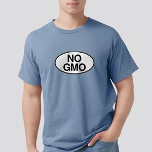 NO GMO Oval T-Shirt