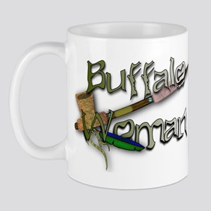 Buffalo Woman, Giver of the S Mug