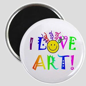 Love Art Magnet