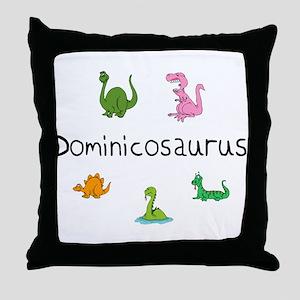 Dominic Throw Pillow