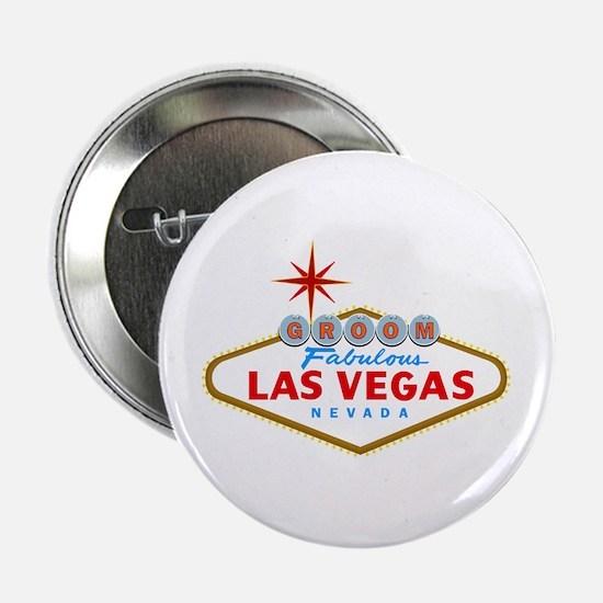 Vegas Groom Button