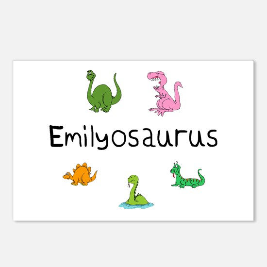 Emilyosaurus Postcards (Package of 8)
