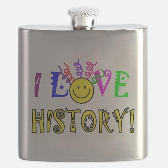Love History Flask