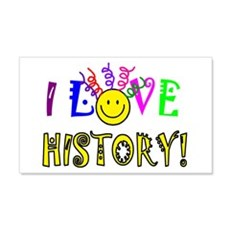 Love History Wall Decal