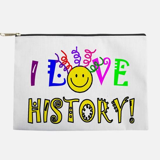 Love History Makeup Pouch