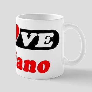 I Love Mariano Mug