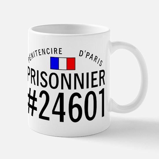 Prisonnier #24601 Mugs