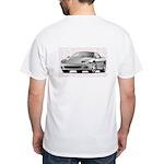 INK3S White T-Shirt