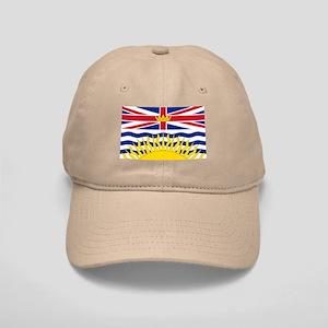 British Columbia flag Cap