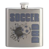 Soccer dad Flask Bottles