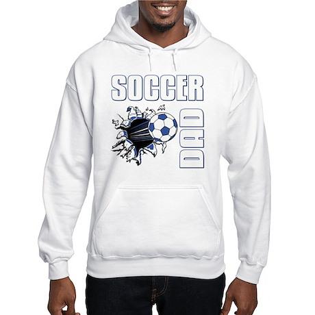Soccer Dad Hooded Sweatshirt