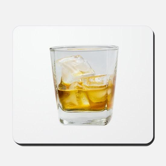 Whiskey Mousepad